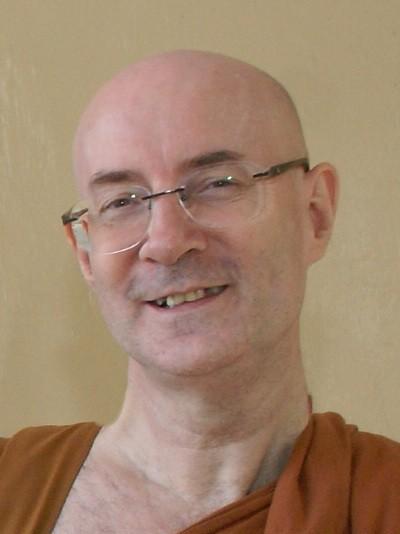 Anandajoti in 2009