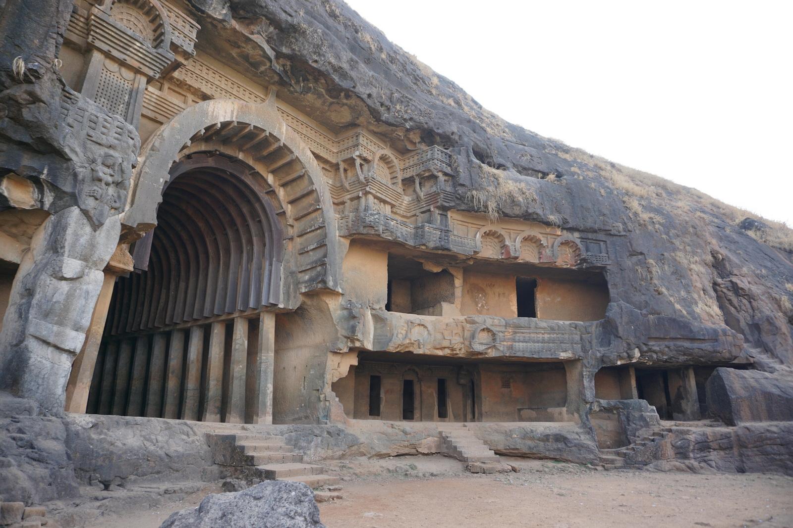 Bhaja Caves, Lonavala, India