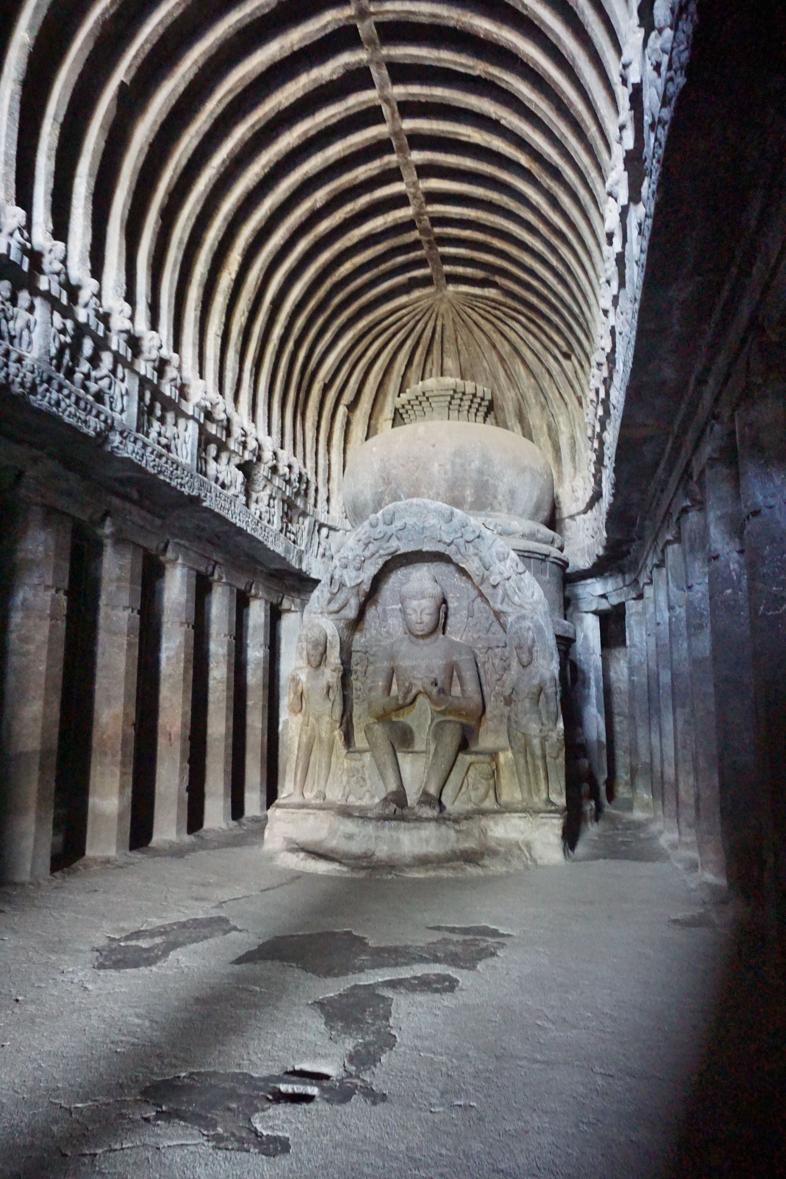 Ellora Caves, Aurangabad, First Day