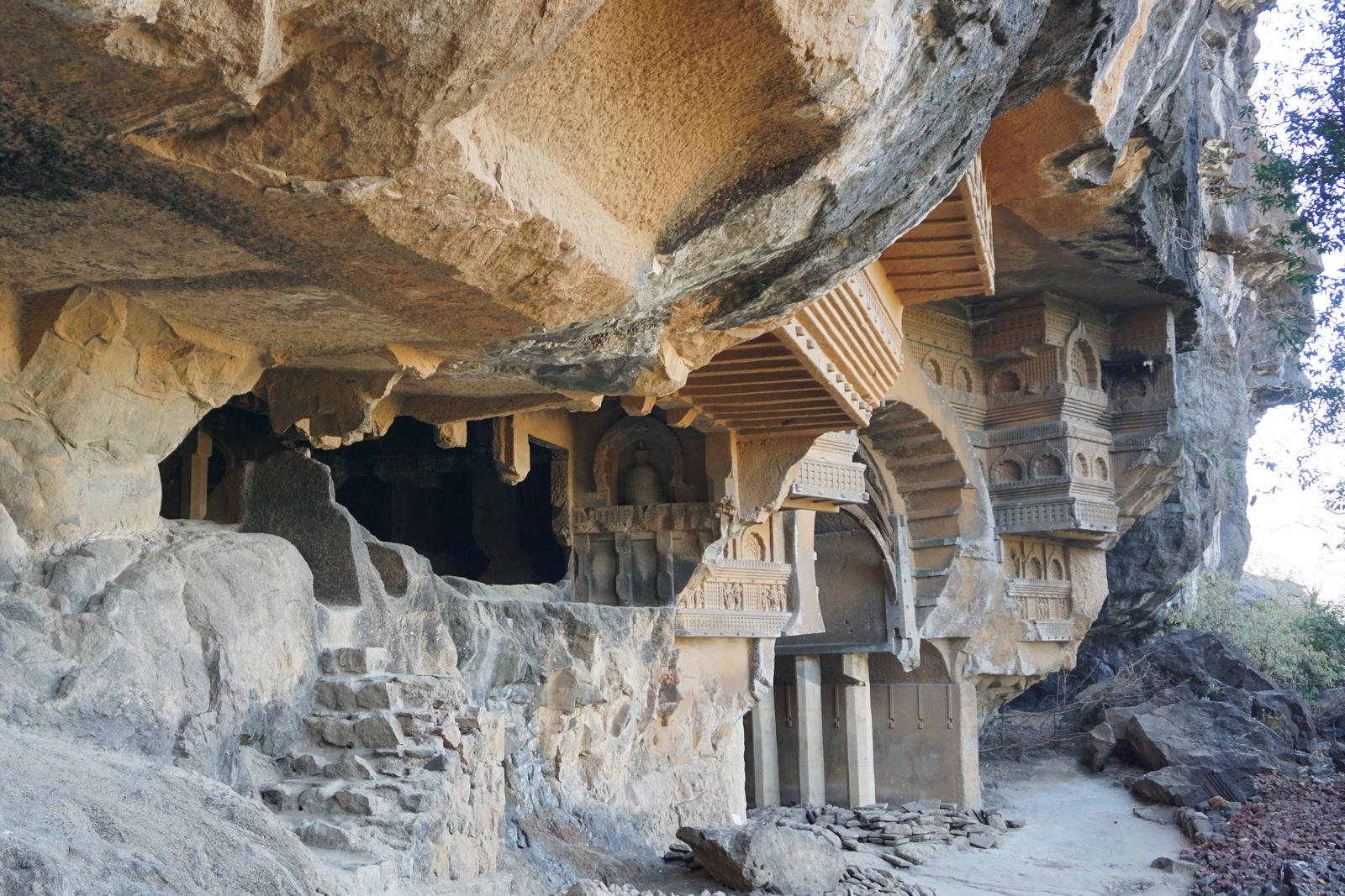 Kondane Caves