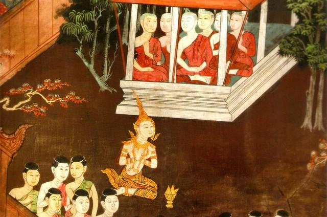 Anula listens to Mahinda