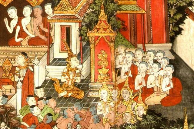 Worshipping the Bodhi