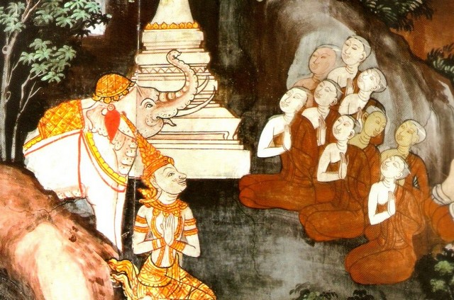 The Stupa