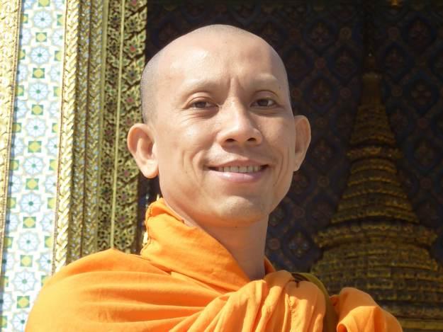 Ven. Javana (Phra Naam)