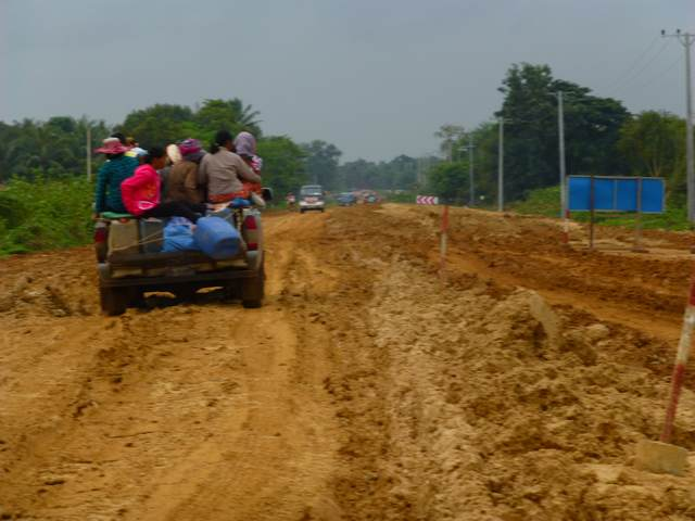 Mud Road to Sisophon