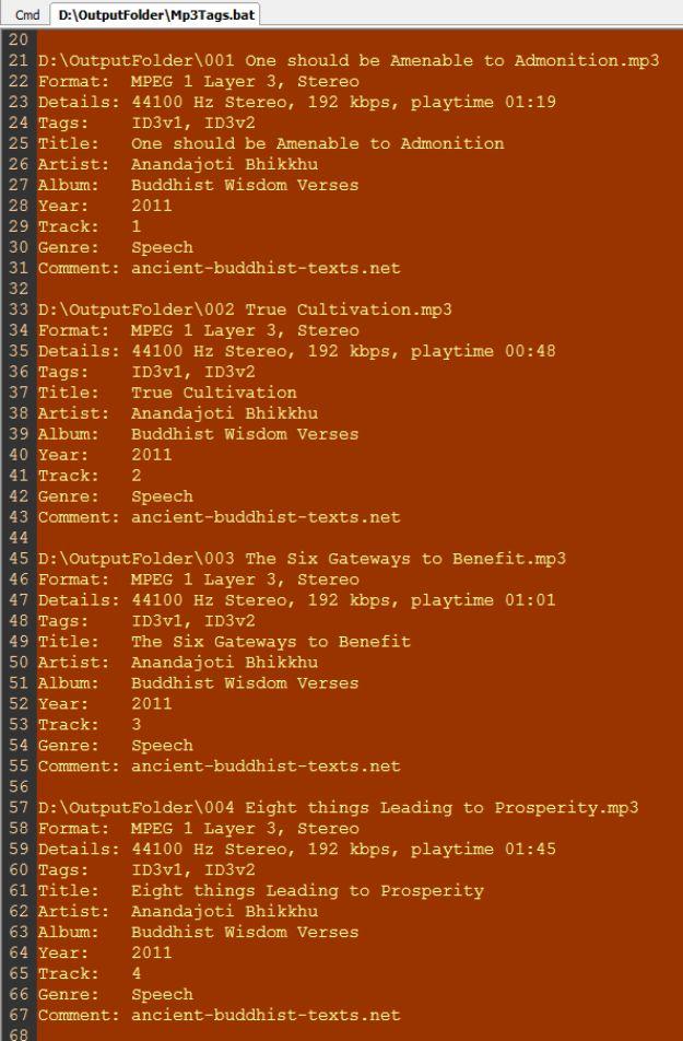 Windows Command Line Tool