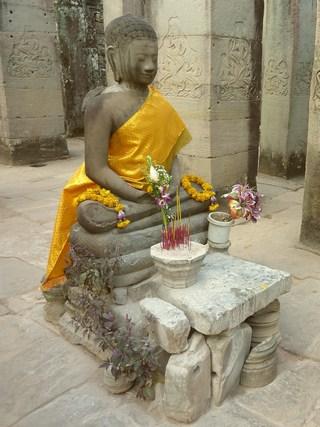Bayon-Buddha