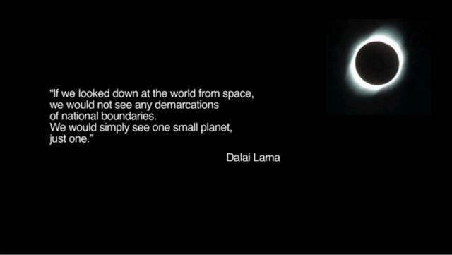 Dalai Lama on One World