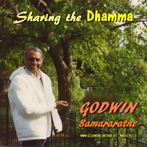 Sharing the Dhamma CD
