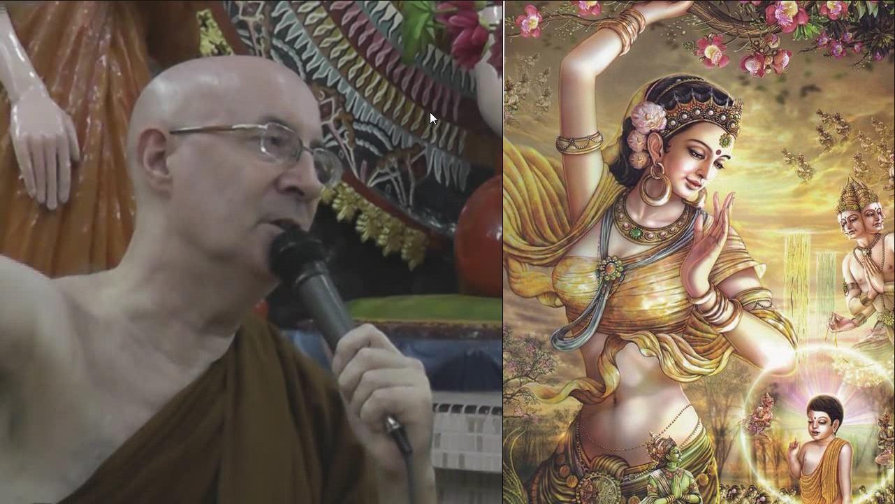 The Birth, Awakening and Passing of the Buddha