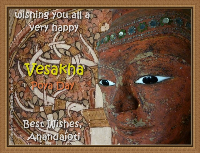 Vesakha Greetings