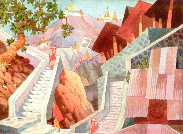 Ascending Tracts (1992)