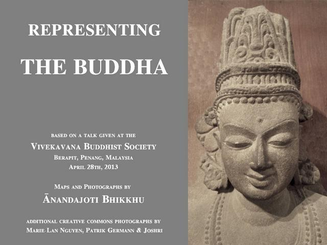 Representing the Buddha