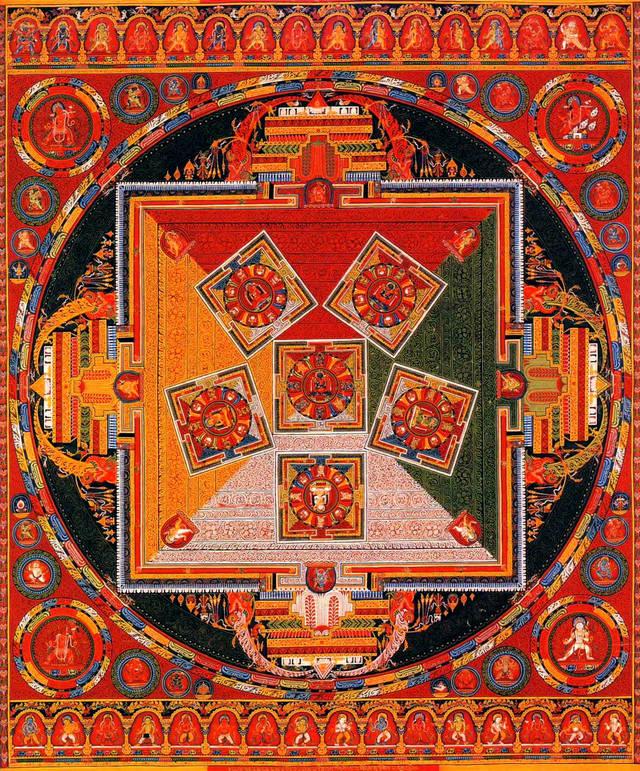Six-Chakravartins