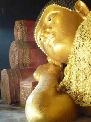 Parinibbana-Buddha