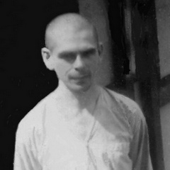 Friedrich Möller around 1955 (Ven. Nyanavimala)